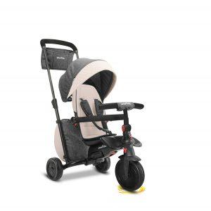 Le smart trike 600 est un tricycle pliable.