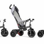 Tricycle bébé qui évolue en même temps que l'âge de bébé.