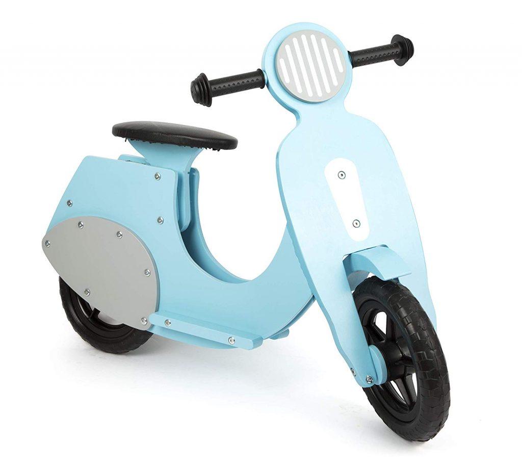 La draisienne scooter Small Foot est idéale pour apprendre la motricité à votre enfant.