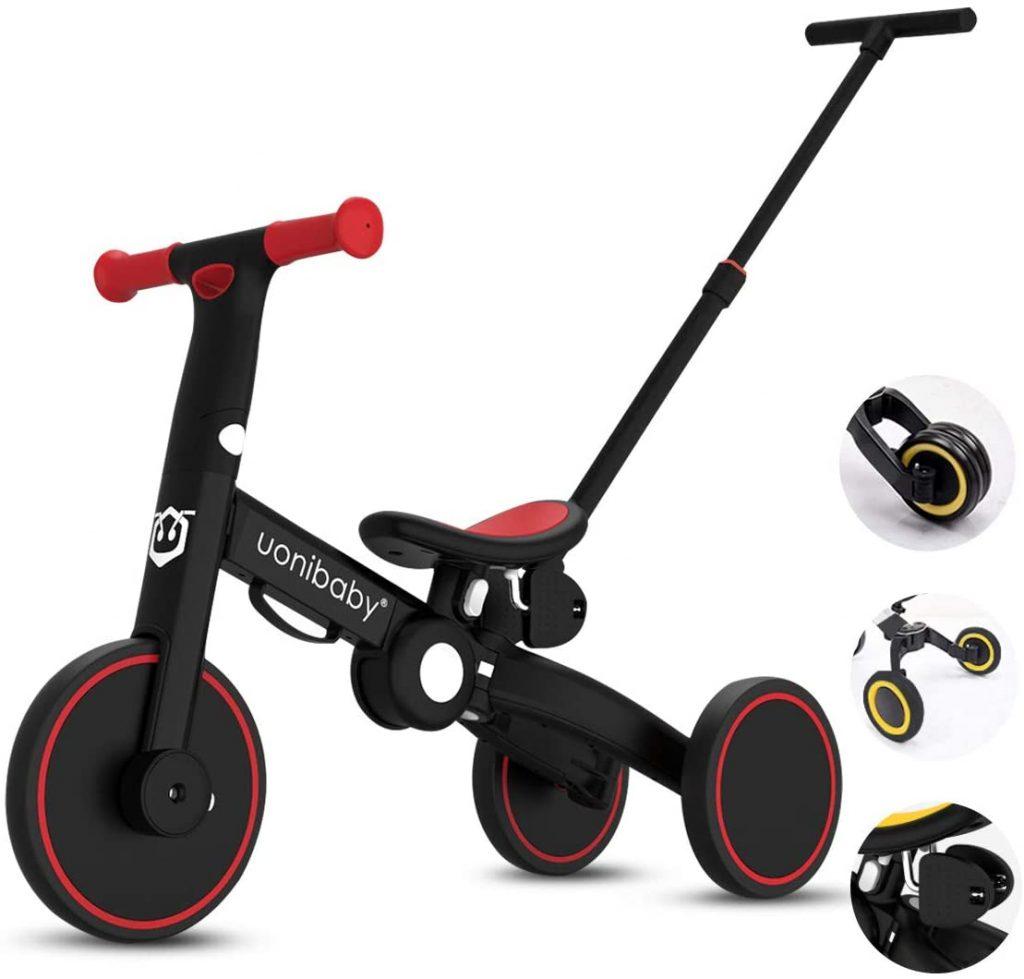 Cette draisienne vélo est évolutive.