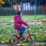 Le vélo 16 pouces peut s'utiliser de 105 à 120 cm.