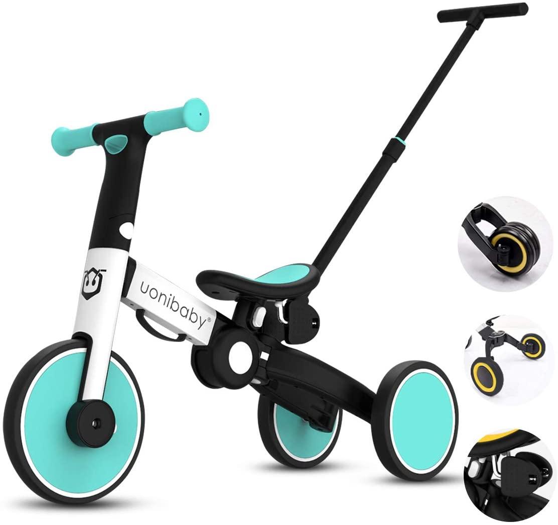Le tricycle évolutif pliable OLYSPM existe en divers coloris.