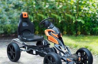 Kart à pédales Homcom Go-Kart