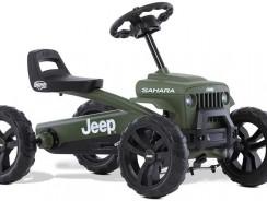 Kart à pédales Berg Buzzy Jeep Sahara