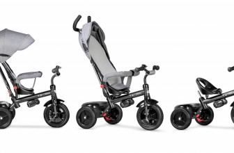 Tricycle bébé évolutif : le top 13