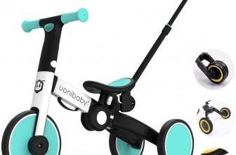 Tricycle évolutif pliable OLYSPM